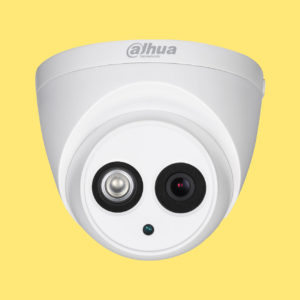 Видеокамеры HDCVI